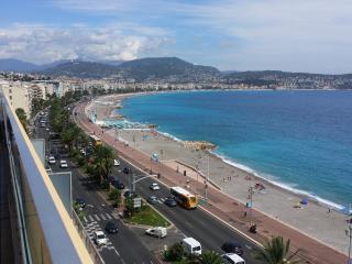 Cote D'Azur  Condo - Sea Front View - Nice vacation rentals