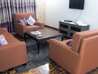 3 BEDROOM FURNISHED APARTMENT IN WESTLANDS - TA - Nairobi vacation rentals