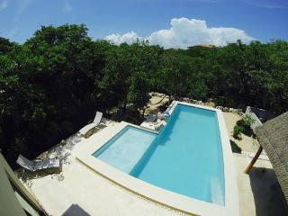 Casa Mayo- 2 Minutes golf cart to the Caribbean - Puerto Aventuras vacation rentals