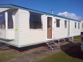 static caravan at sandylands in saltcoats - Saltcoats vacation rentals