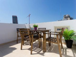 AMAZING 2BD DUPLEX SEA VIEW/TERRACE - Tel Aviv vacation rentals