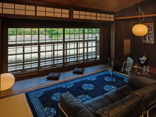River side traditional  house Yaeya Toichi cho - Kyoto vacation rentals