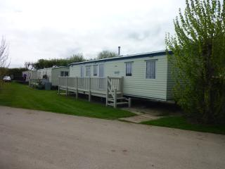 8 Berth caravan Golden Palm Chapel st leonards s46 - Chapel St. Leonards vacation rentals