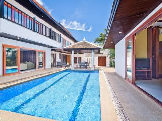 Nice Villa with Deck and Internet Access - Pattaya vacation rentals