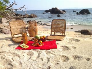 Romantic Beach Front House Puerto Vallarta/Yelapa - Yelapa vacation rentals