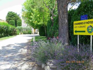 Charming B&B with Short Breaks Allowed and Shared Outdoor Pool - Les Mees vacation rentals
