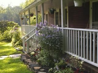 Red Cottage-Wild Rose Suite on 300 acres - Spruce Pine vacation rentals