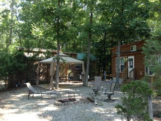 Luxury Cabin Near Six Flags Great Adventure - Cream Ridge vacation rentals
