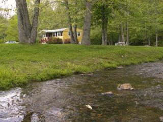 Yellow Cottage - Authentic Country Experience on 300 acre Mountain Retreat - Penland vacation rentals