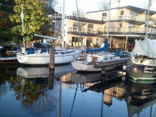 Gorgeous,Waterfront home on Lake Union - Sleeps 10 - Seattle vacation rentals