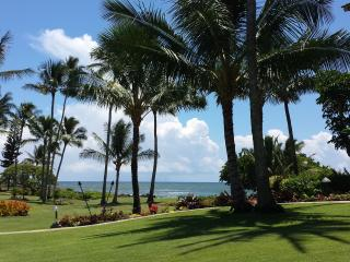 Lae Nani #415 - Oceanfront, ground floor 2Bd/2Ba - Kapaa vacation rentals