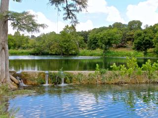 3 Bedroom Condo on Cypress Creek, Pets Welcome! - Wimberley vacation rentals
