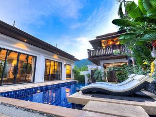 3 BDR Lux Balinese Style Pool Villa - Nai Harn vacation rentals