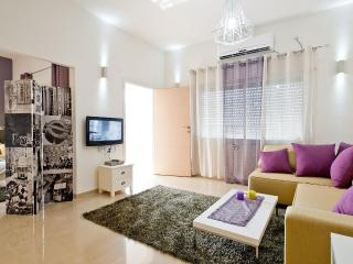 Eshkol Housing  2-room Apartment Carmel Center - Haifa vacation rentals
