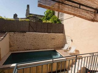 Spacious quiet renewed town home + private pool - Saint-Remy-de-Provence vacation rentals