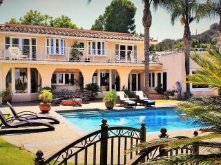 BellaVista Acre Estate,Mountain top & CityViews - Beverly Hills vacation rentals