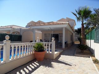 Villa with Private Pool, Mountain and Sea Views - San Juan de los Terreros vacation rentals