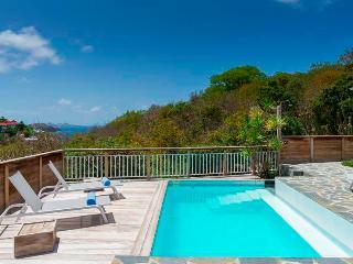Apsara at Flamands, St. Barth - Ocean View, Pool, Short Drive To Beach - Flamands vacation rentals