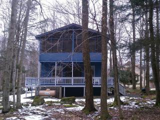 Wooded 3 Bdrm. 2 Full Bath 2 Kitchen Retreat - Lake Ariel vacation rentals