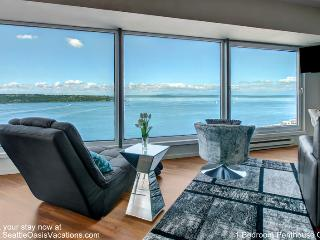 1 Bedroom Penthouse Water and City View - Seattle vacation rentals