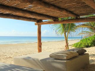 Casa NALUM -Mayan eco-luxury beachfront Villa - Tulum vacation rentals