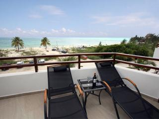 Heavenly Beachfront PH with Ocean Views - Nubes - Playa del Carmen vacation rentals