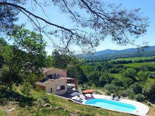 Montfort-sur-Argens Provence Var, Big villa 10p with nice view, private pool - Montfort-sur-Argens vacation rentals