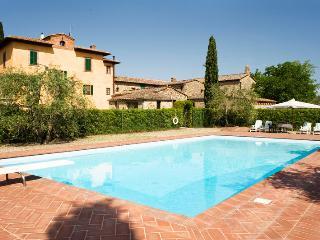6 bedroom Villa with Internet Access in Castelnuovo Berardenga - Castelnuovo Berardenga vacation rentals