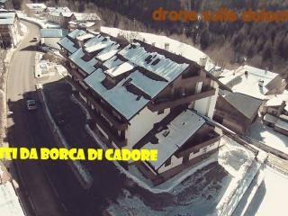Romantic 1 bedroom Condo in Borca di Cadore - Borca di Cadore vacation rentals