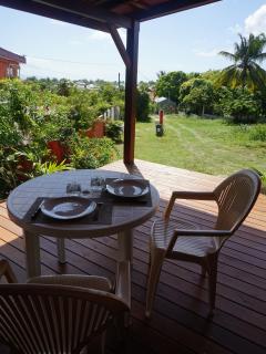 Grand studio à 10 min à pied plage et commerces - Port-Louis vacation rentals