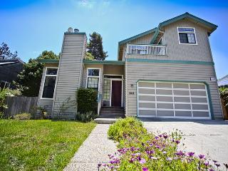 646/Hidden Beach House*WALK TO BEACH/ PARK* - Aptos vacation rentals