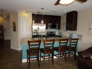 Gulf View, 3 Pools 2BR 2BA, Top Floor Resort Condo 323a - Galveston vacation rentals