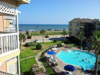 Luxury Gulf Ocean View Condo Rental Heated Pool vc - Galveston vacation rentals