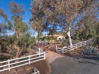 Peaceful Upper Ojai Getaway Perched on 2+ Acres - Ojai vacation rentals