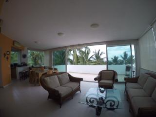 Penthouse, Beach and Pool View - Nuevo Vallarta vacation rentals