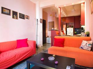 Central & stylish 2 double bed flat - Athens vacation rentals