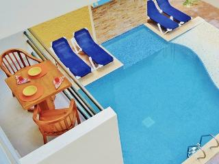 ARRECIFES II, 2BR, Close to the Beach, with Pool - Puerto Morelos vacation rentals