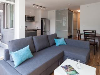Brand new 1 bd apt on trendy Main st - parking* - Vancouver vacation rentals