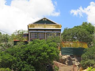 BARUKAMBA: a house with a view ...! - Treasure Beach vacation rentals