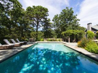 ROSED - Gorgeous Deep Bottom Home, Heated Pool, Screened Porch, Large Landscaped Private Yard, Association Tennis Courts. - Martha's Vineyard vacation rentals