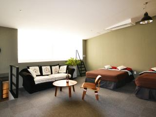 Huge Loft With Rooftop Access for 4 (Garden Patio) - Seoul vacation rentals