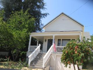 Gold Rush Era Home in Historical District Downtown - Grass Valley vacation rentals