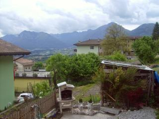 1 bedroom Townhouse with Garden in Stenico - Stenico vacation rentals