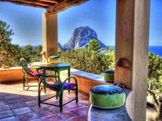 Exclusive Ibiza Villa with oceanview and sunset - Ibiza vacation rentals