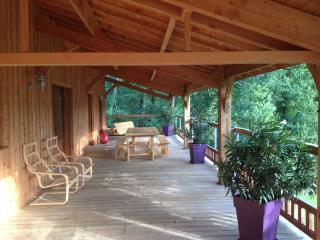 Nice Gite with Internet Access and A/C - Les Artigues-de-Lussac vacation rentals