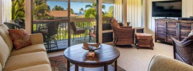 Manualoha 608 Wonderful condo sleeps 6 only 100 yards from Brennecke`s Beach, Pool. Free car with stays 7 nts or more* - Image 1 - Koloa - rentals