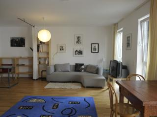 City & Nature, large 1-bedr apt, near university - Cologne vacation rentals