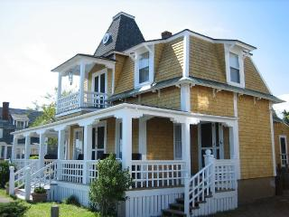 1866 Victorian with an Ocean View - Oak Bluffs vacation rentals