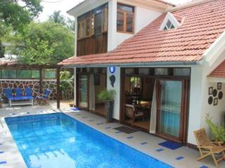 Villa with Private Pool for rent in Goa - Sinquerim vacation rentals
