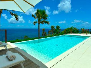 Enzuma at Toiny, St Barth - Private Pool, Modern, Ocean View - Rhone-Alpes vacation rentals